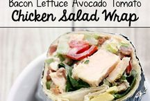 Lunch/Dinner Wraps