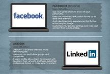 Social media / Social information: Twitter, Pinterest, LinkedIn, Facebook, Google+ e Instagram. News and numbers to stay tuned!