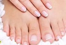 Manicures ~ Pedicures / Ideas for beautiful hands,  feet, and nails. / by Oh SuzyQ