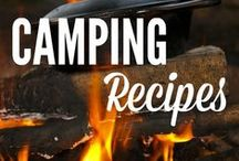 .•° CAMPING MEALS °•. / Camping food ideas... and recipes. / by Cheri Walsh இڿڰۣ-ڰۣ