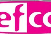 Efco / Ideias para utilizar os artigos da Efco nos seus próximos projetos :)