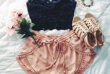Summer Fashion / Summer & Spring Fashion Trends