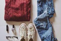 Winter Fashion / Winter & Fall Fashion Trends