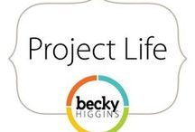 Project Life by Becky Higgings / Conheça toda a gama em http://do-art.net/pt/1930-project-life