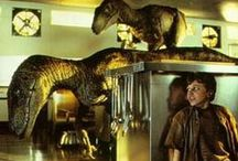 Jurassic Park (1993) / Not really something I watched very often as a kid but still back from the nice old times.