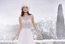 Our Sophia Tolli Bridal Gowns / Soft romanticism and traditional bridal drama with exceptional fit.