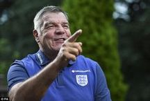 Sam Allardyce - England Manager / Sam Allardyce was appointed England Manager in July 2016 and sacked 67 days later.