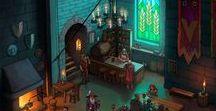 RPG Lieux et Paysages