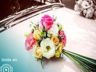 Ramos de Novia / Encontraste ya tu ramo de novia? Inspirate con estos ramos de novia clasicos, modernos, boho, en cascada, vintage, blancos o en los tonos que estan de moda!