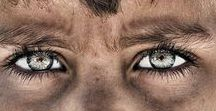 Soul / Maybe our eyes are windows to each other souls, that explains why your gaze left me hooked