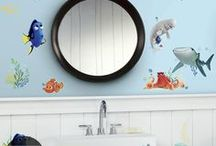 Wall Stickers | Kids Shower