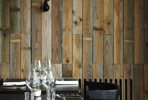 #Wall details / Panelling, wallpaper, cladding, maps to make a wall less flat