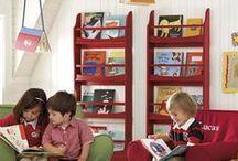 Inrichting klaslokaal