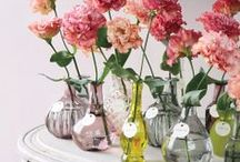 Place cards/ table assignments / by patricia quintana