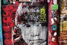 Street art&graffiti / by aystwii
