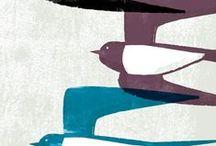 Pattern&İllustration / by aystwii
