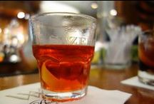 Sazerac Bar / by The Roosevelt New Orleans, A Waldorf Astoria Hotel