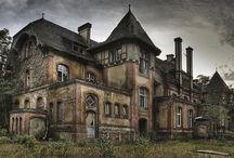 Faded Grandeur - Abandoned - Forgotten