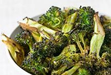 Choppin' Broccoli / Is there such a thing as getting too excited about broccoli? We don't think so.