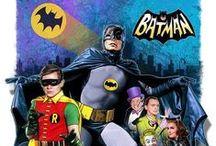 Batman Inc. / by Jonathan Shao