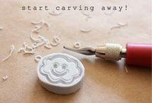 S T A M P S / rubber stamps tutorials and ideas