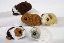 A M I G U R U M I ☞ animals / amigurumi animal patterns