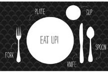 P A P E R ☞ placemats / paper placemats and table ideas