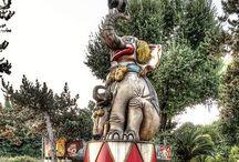 Vintage Fairground - Circus