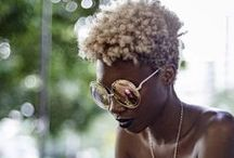 Team Short Natural Hair / There's nothing more versatile, sexy and beautiful than short natural hair!