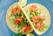 Seafood / Excellent seafood recipes!  / by Maebells