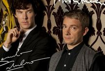 Sherlock / We're just stayin' alive