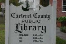 Carteret County, NC / Carteret County, NC is the NC County of the week for 8/17-8/23/2014. / by Government and Heritage Library, part of the State Library of North Carolina