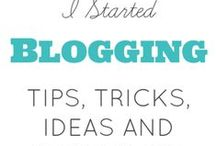 Be a Better Blogger / Blogging tips and tricks! Rainy Day resources for bloggers! / by Maebells