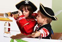 Pirate Pretend Play