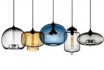 #lighting / cool and beautiful lighting, pendants, desk lights, floor lamps, globes and outdoor