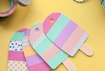 Washi Tape It / #washi #tape / by Sweetly Chic
