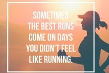 For the Love of Running / All things running: from training tips & tricks, running shoes, running gear, to inspirational and funny quotes