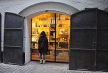 Hotspots A N T W E R P E N / Leuke plekken/ restaurants en bars in Antwerpen