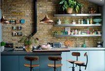 Kitchen / Kitchen inspiration  Keuken inspiratie