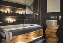 Bathroom / Inspiration for the bathroom