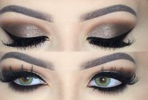 EYE GLAM / GNARLY EYE MAKEUP