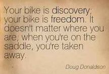 For the Love of Cycling / New to the world of cycling and re-discovering the love of riding since I was a child. Also want to promote the health benefits, relationship building, and fun that cycling can bring to communities of color.