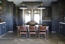 Kitchen Lighting / Make the most important room in the house most inviting with the right lighting.