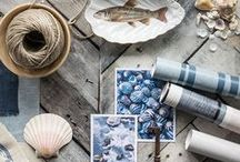 Trend Collection 2|17: Shore & Lines / Marine Wallpaper Collection – Launch June 1, 2017.