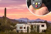 RV Essentials / Keep your RV up to speed with our recommended list of RV supplies and essentials. Your trailer truck can still be better with these tips and recommendations. Living in a Recreational Vehicle has never been more rewarding.