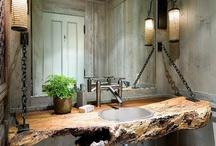 Bathroom  & Storage / by beverly frey