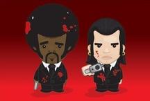 Tarantino. / by Catherine J