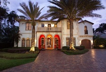 Bonita / Luxury, Mediterranean style estate in Winter Park, Florida.