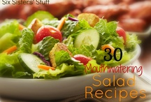 Salads / by Linda Ruis