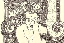 Marcio Zamboni's Drawings / http://www.marciozamboni.com.br/